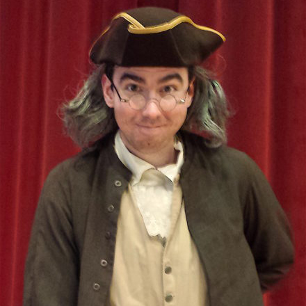 Historical Perspectives - Benjamin Franklin theater program for schools