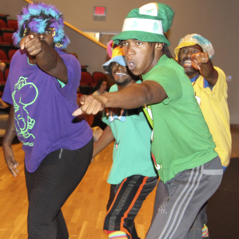 IllStyle & Peace performs Hip Hop Dance for school assemblies